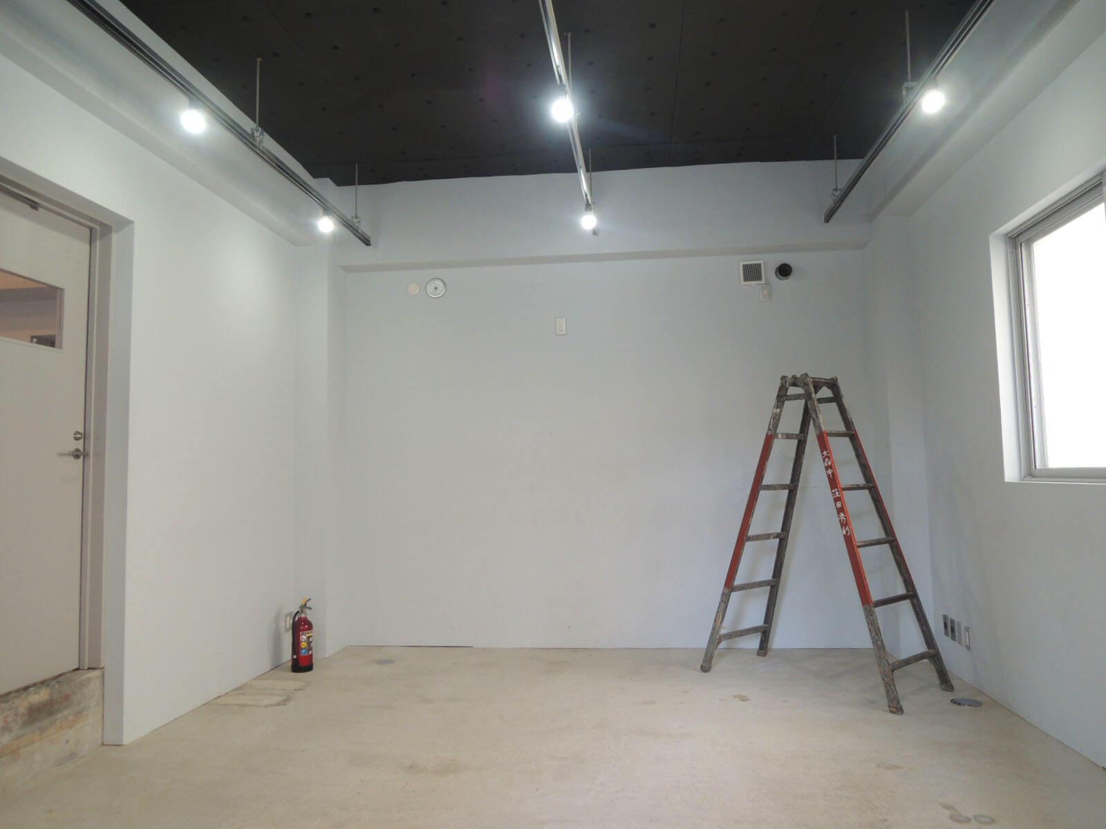 【103】天井高め もともとは工房として使っていた部屋
