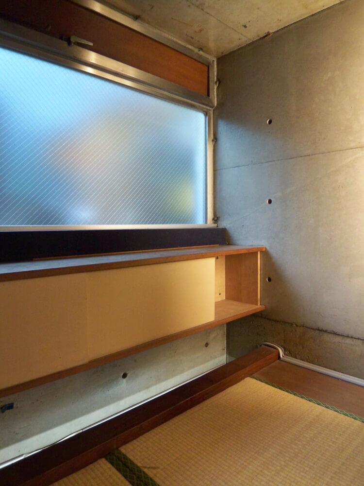 たった3畳の和室