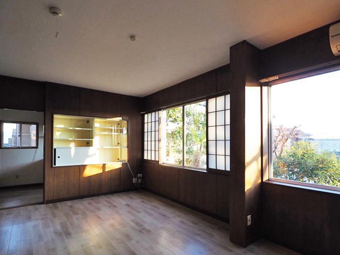 山荘に住む-広いタイプの部屋- (大田区山王の物件) - 東京R不動産