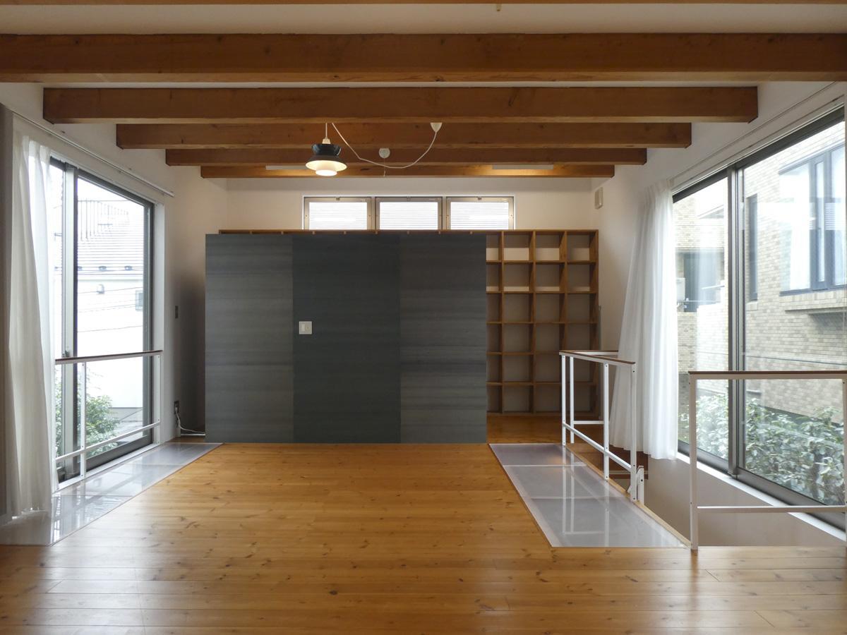 小さな戸建てで住む働く (世田谷区駒沢の物件) - 東京R不動産