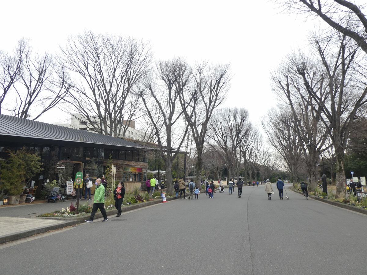 駒沢オリンピック公園まで徒歩2分