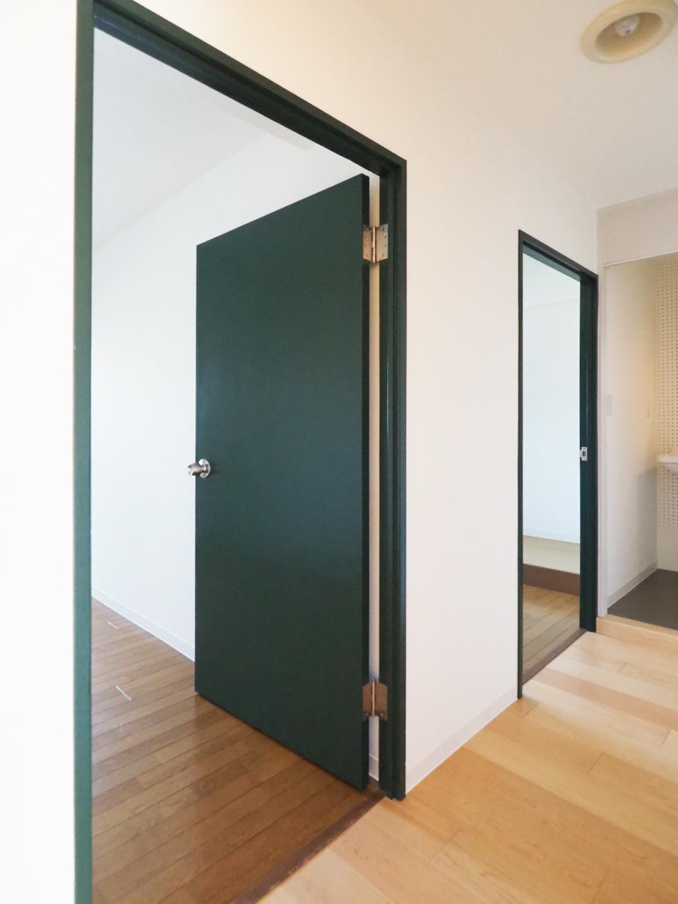 二つの個室