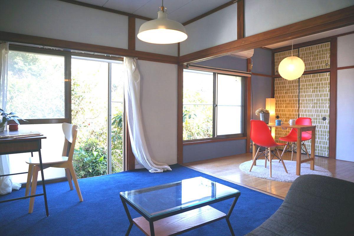 もりもり緑のこだわりアパート (神奈川県横須賀市西逸見町の物件) - 東京R不動産
