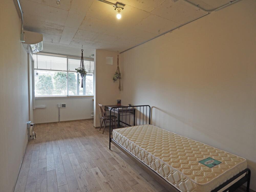 こちらはAタイプの部屋