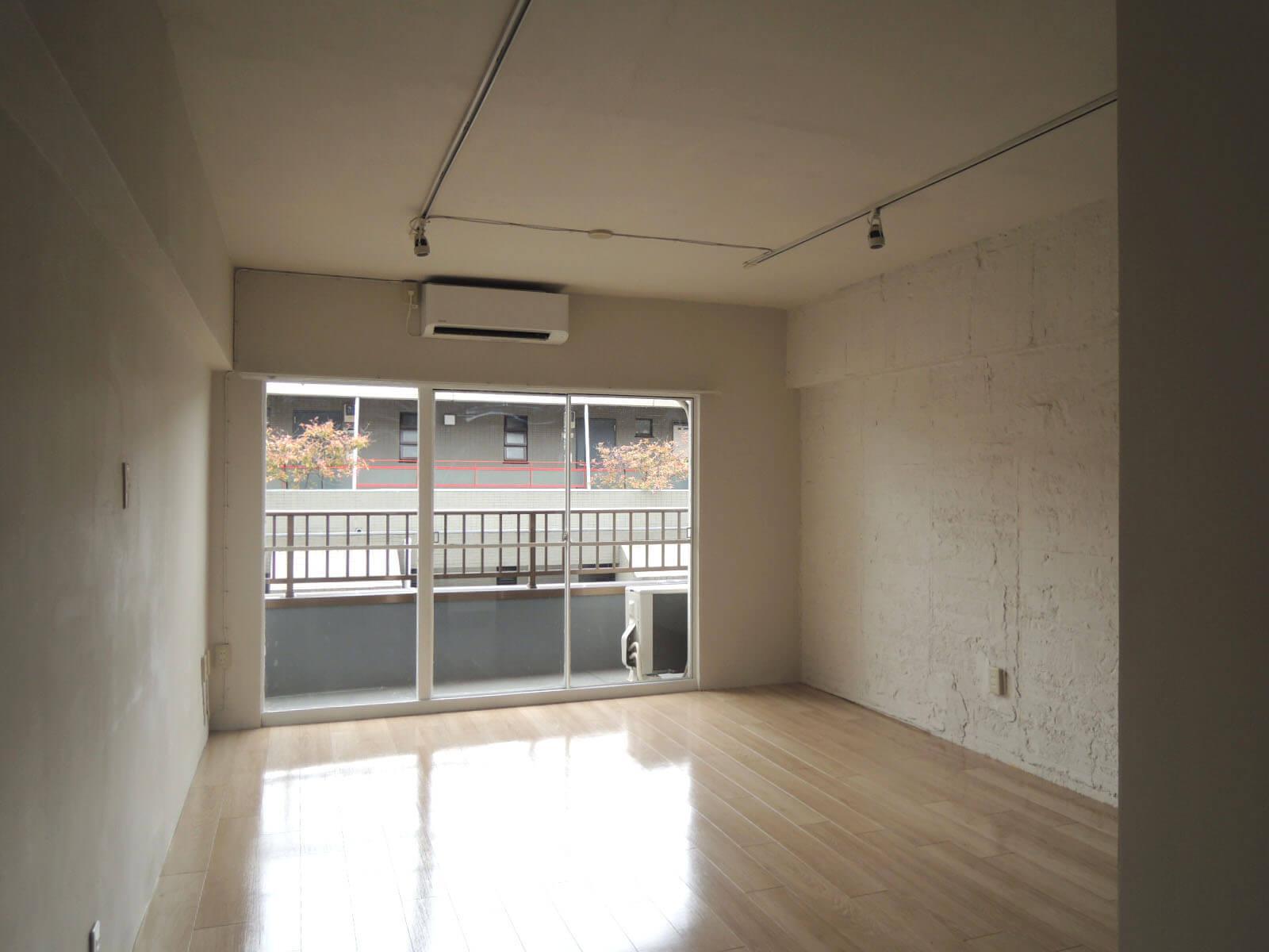 学大の白いキャンバス (目黒区中央町の物件) - 東京R不動産