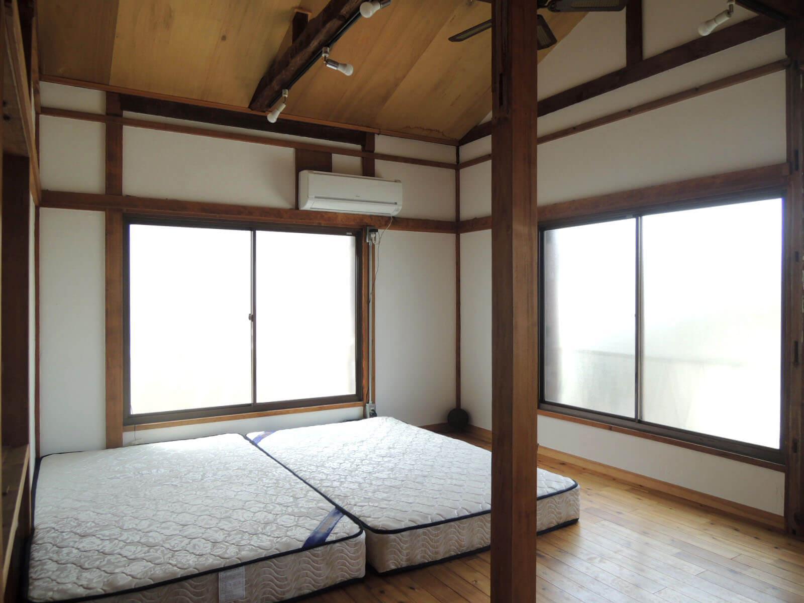 [203] 2階奥にあるいちばん広い部屋
