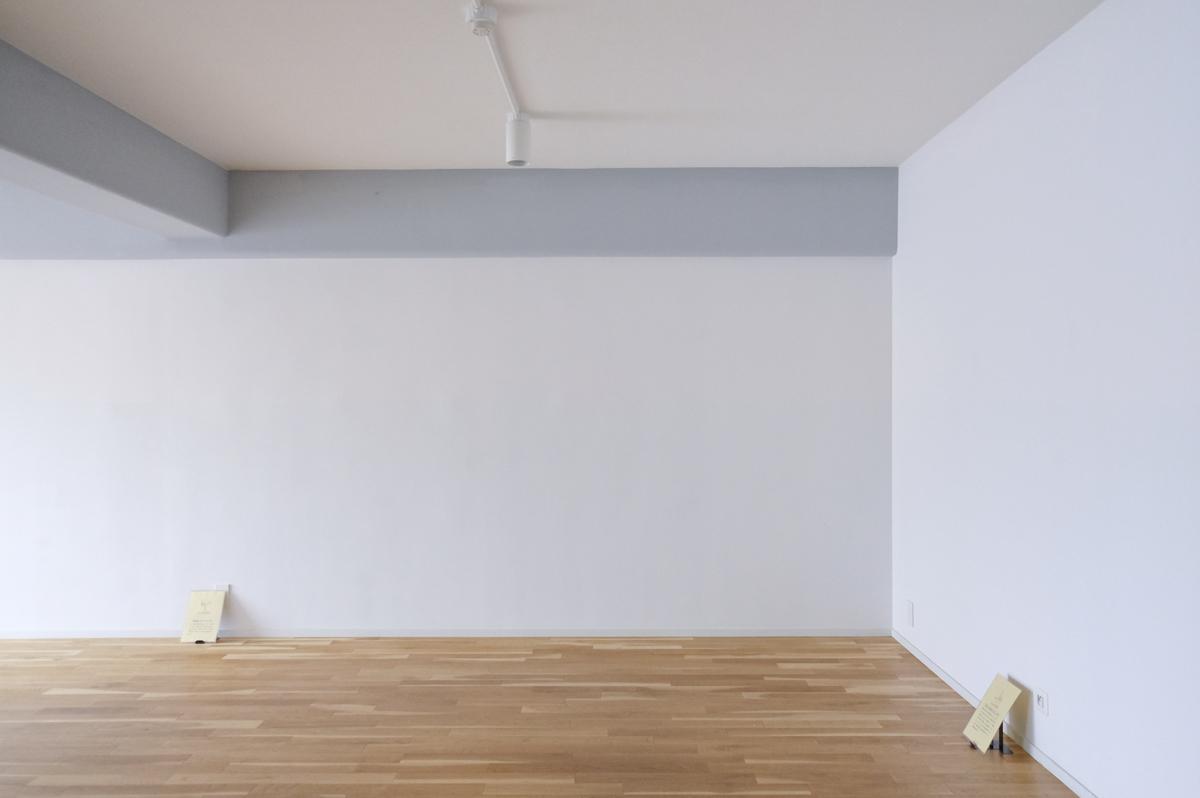 洋室とトイレ以外の壁は基本的に塗装で仕上げてあります