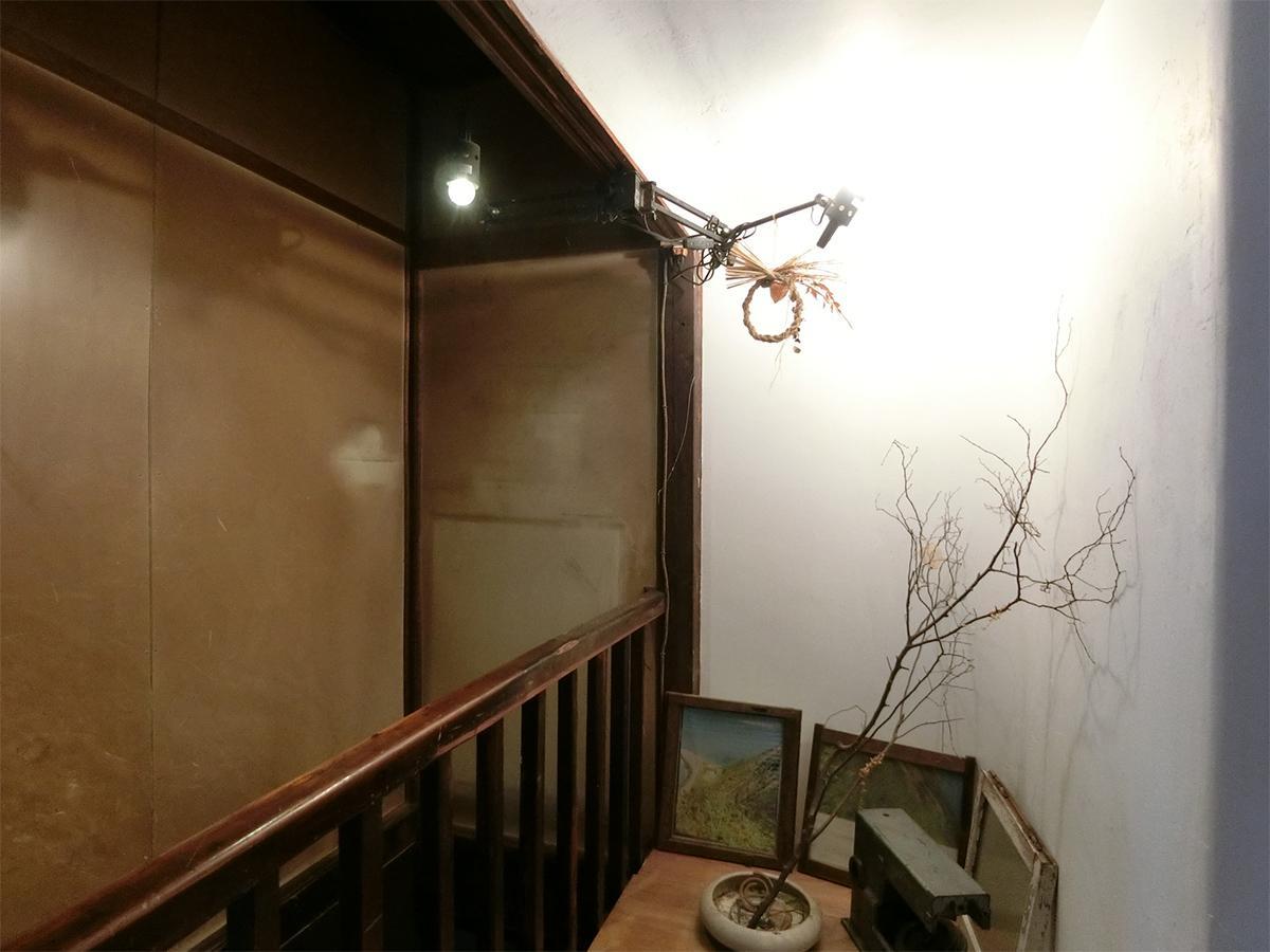 階段横スペース