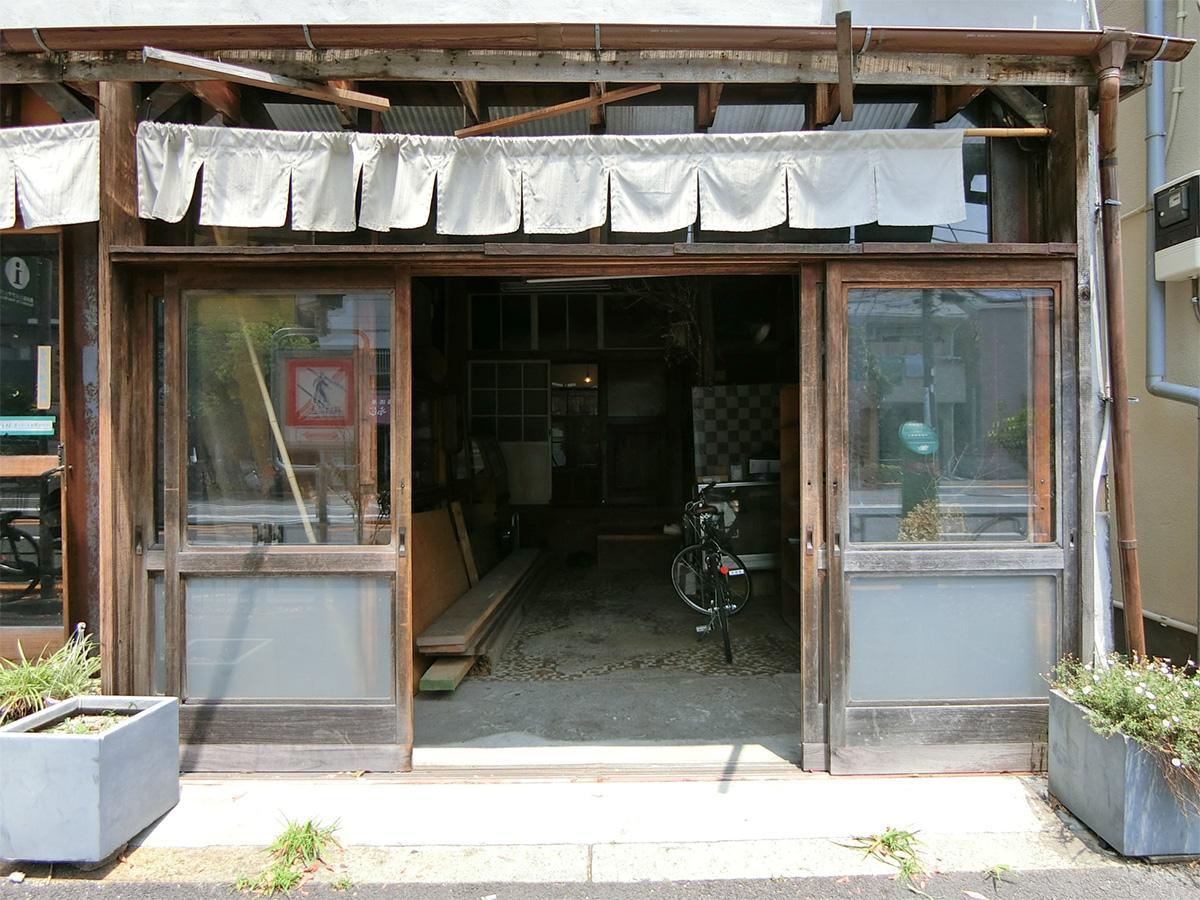 長屋シェア暮らし - 1階路面店舗 - (墨田区八広の物件) - 東京R不動産
