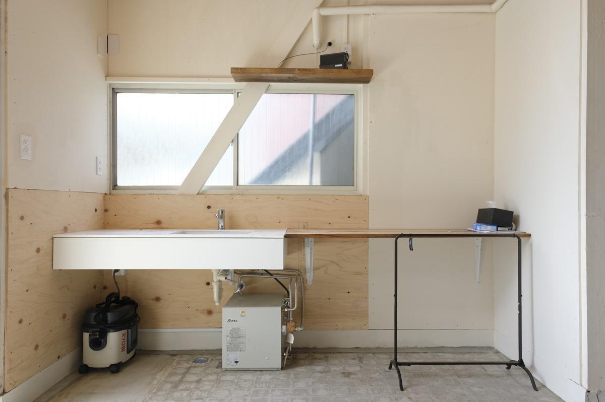 1階共用部分:キッチンはグループサイトtoolboxのもの