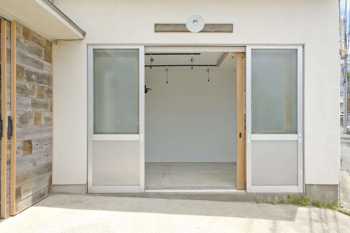 01区画の入り口