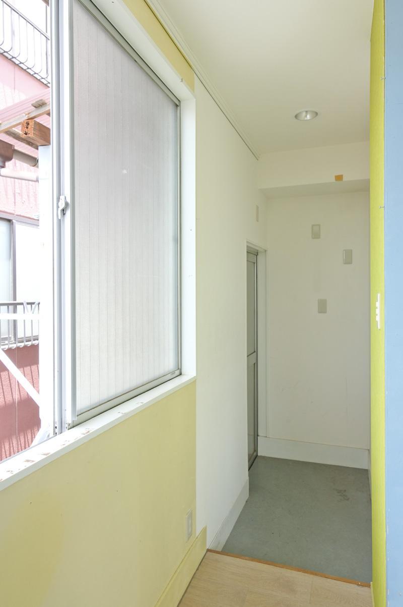 2階には直接外階段から出入り可能