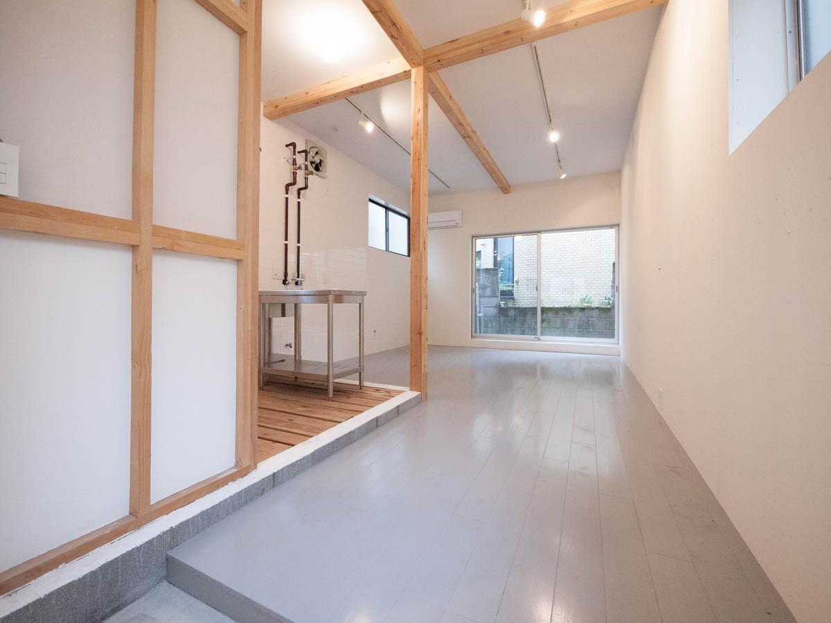 元、木賃セミスケルトンアパート (目黒区下目黒の物件) - 東京R不動産