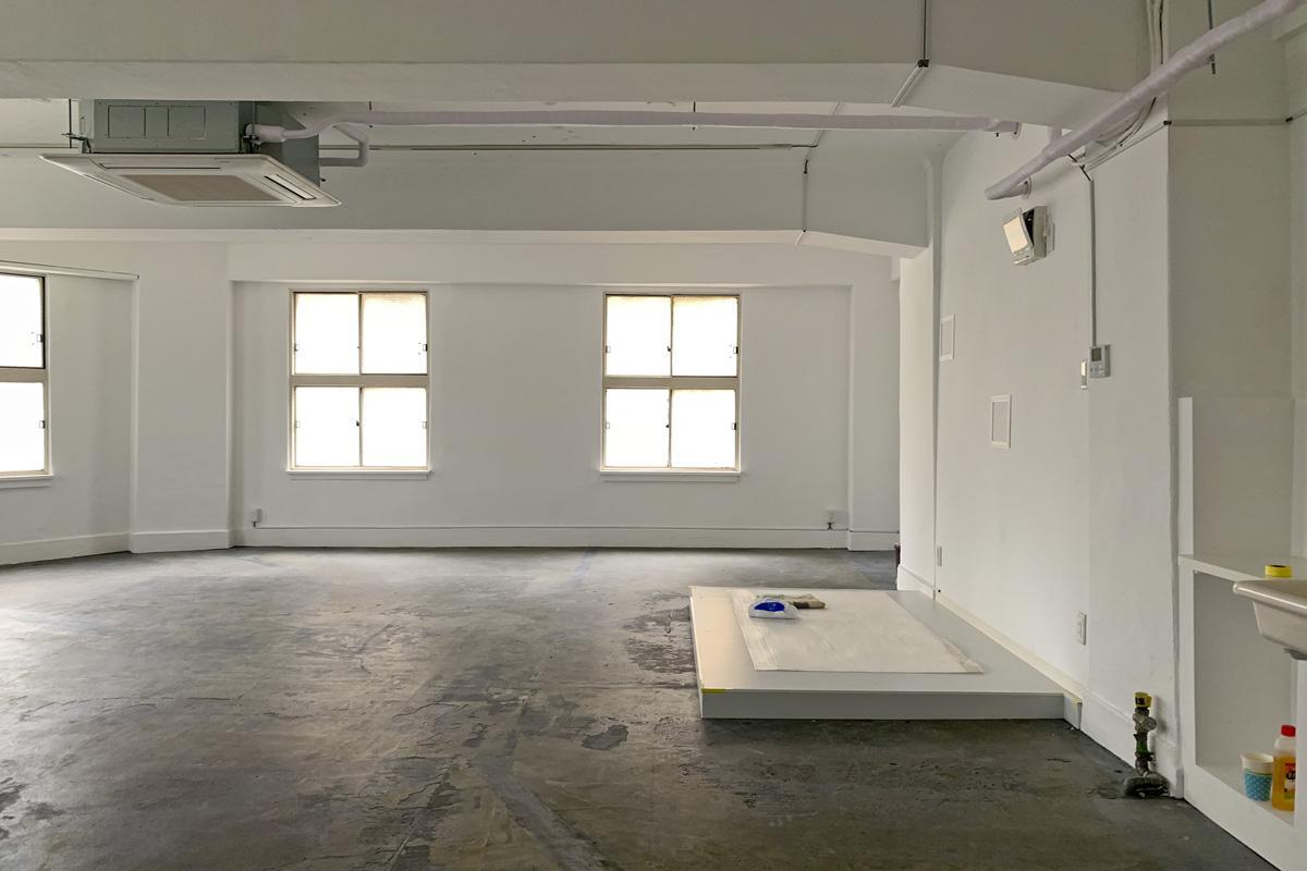 2階:室内に漂うレトロな雰囲気がたまりません。