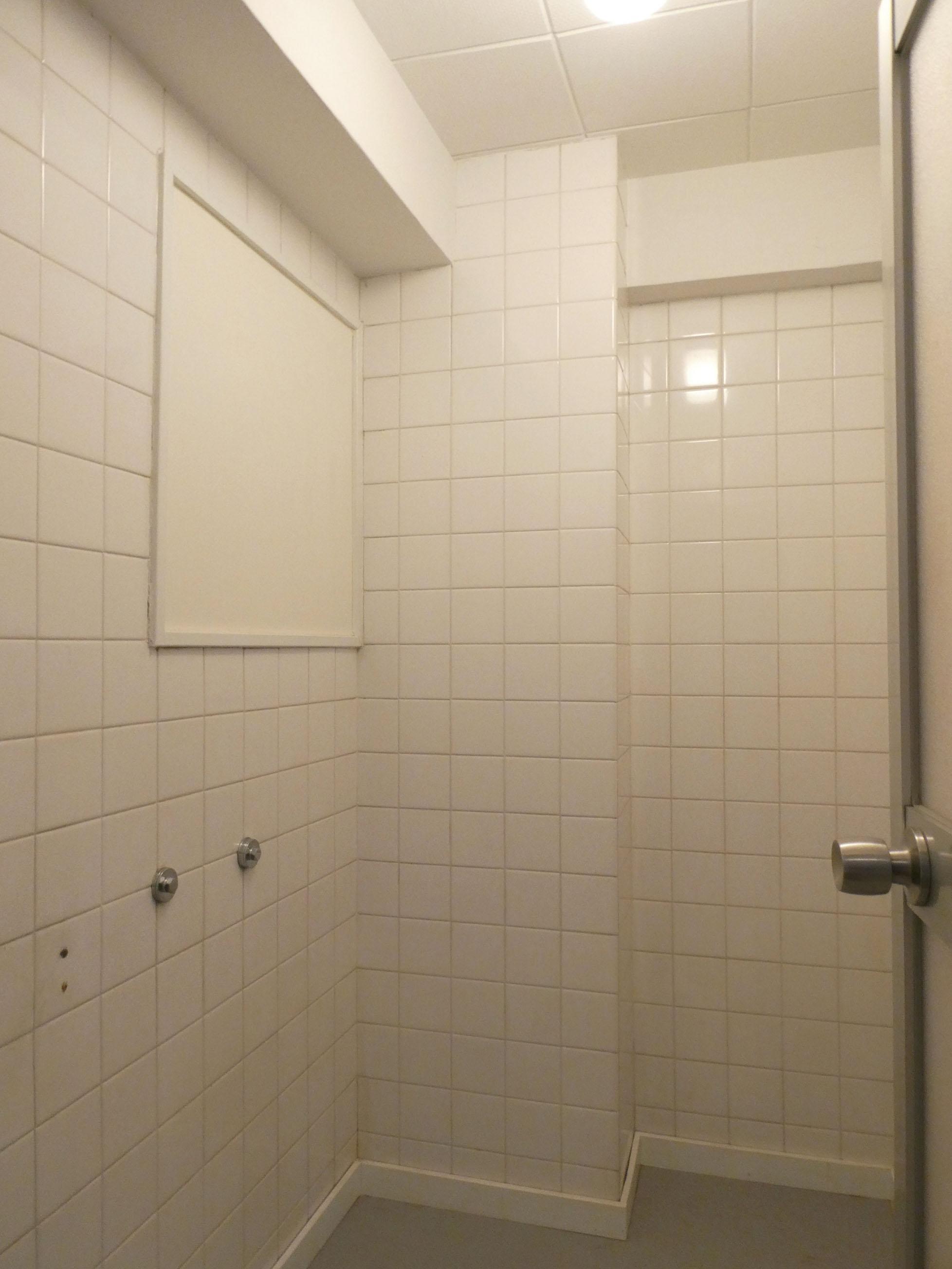 浴室機能はなく、収納になっています