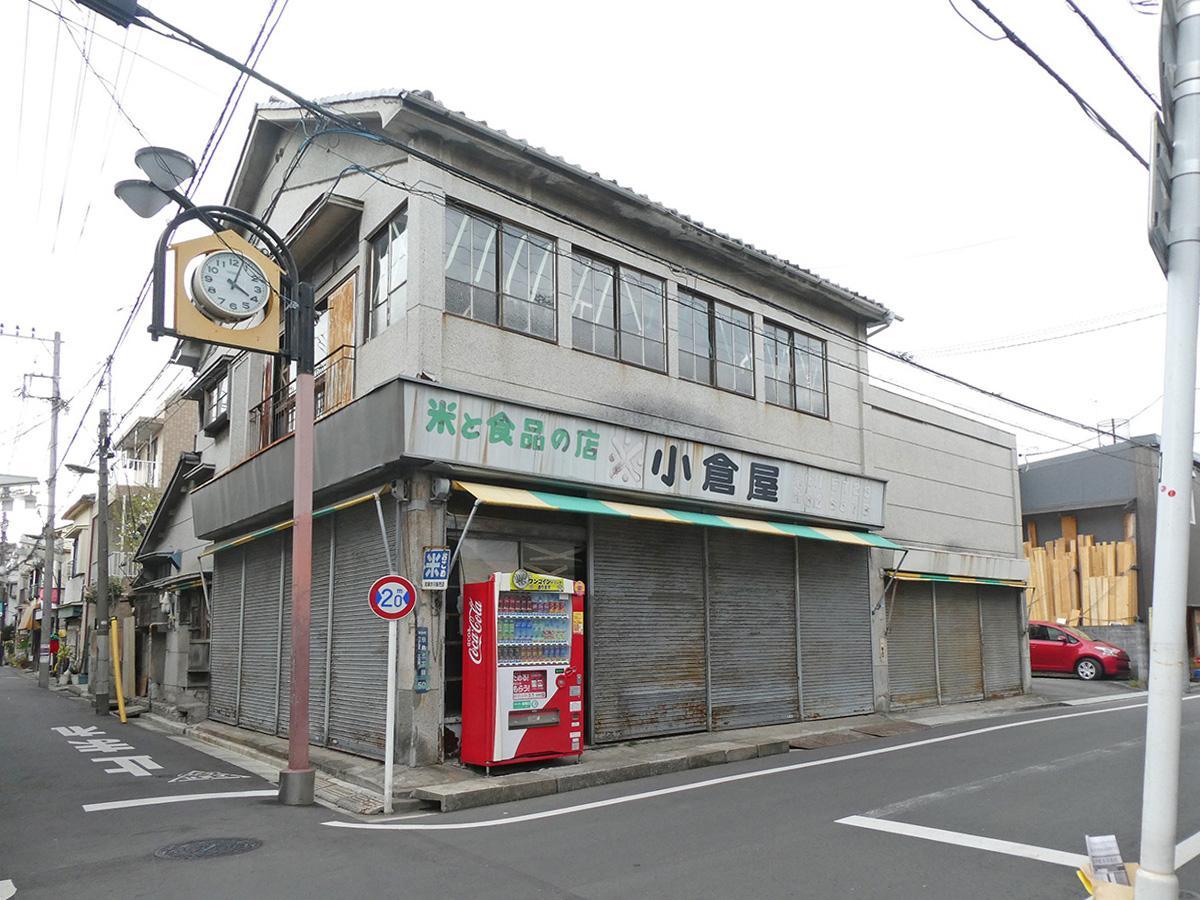 元米屋、よみがえる - 1階店舗区画 - (墨田区京島の物件) - 東京R不動産