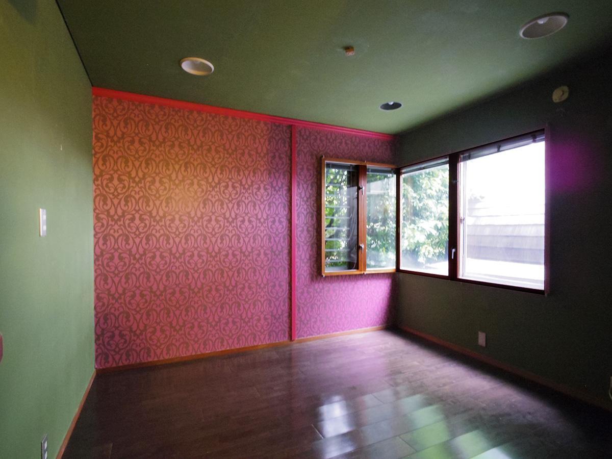 中2階の洋室