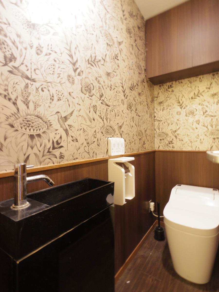 中2階トイレも2016年に交換済み