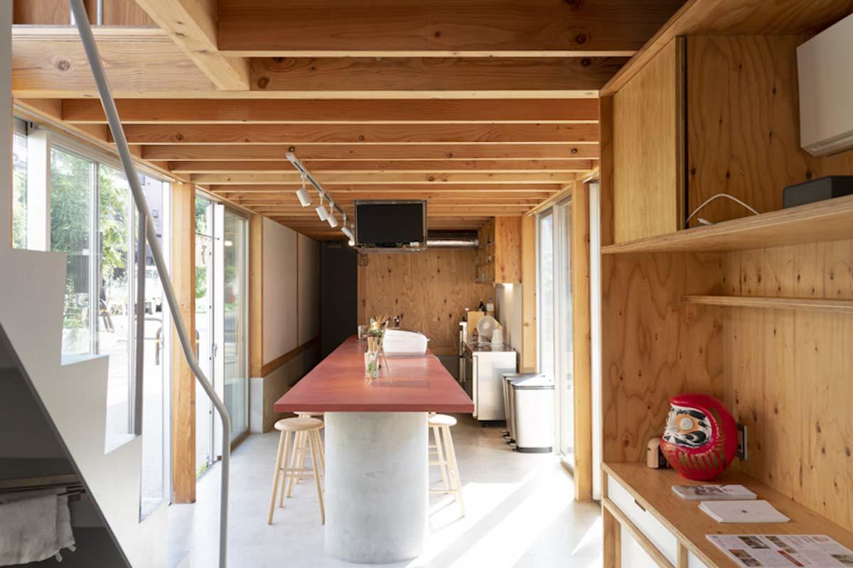 HOUSE:キッチン(©︎Hajime Kato)