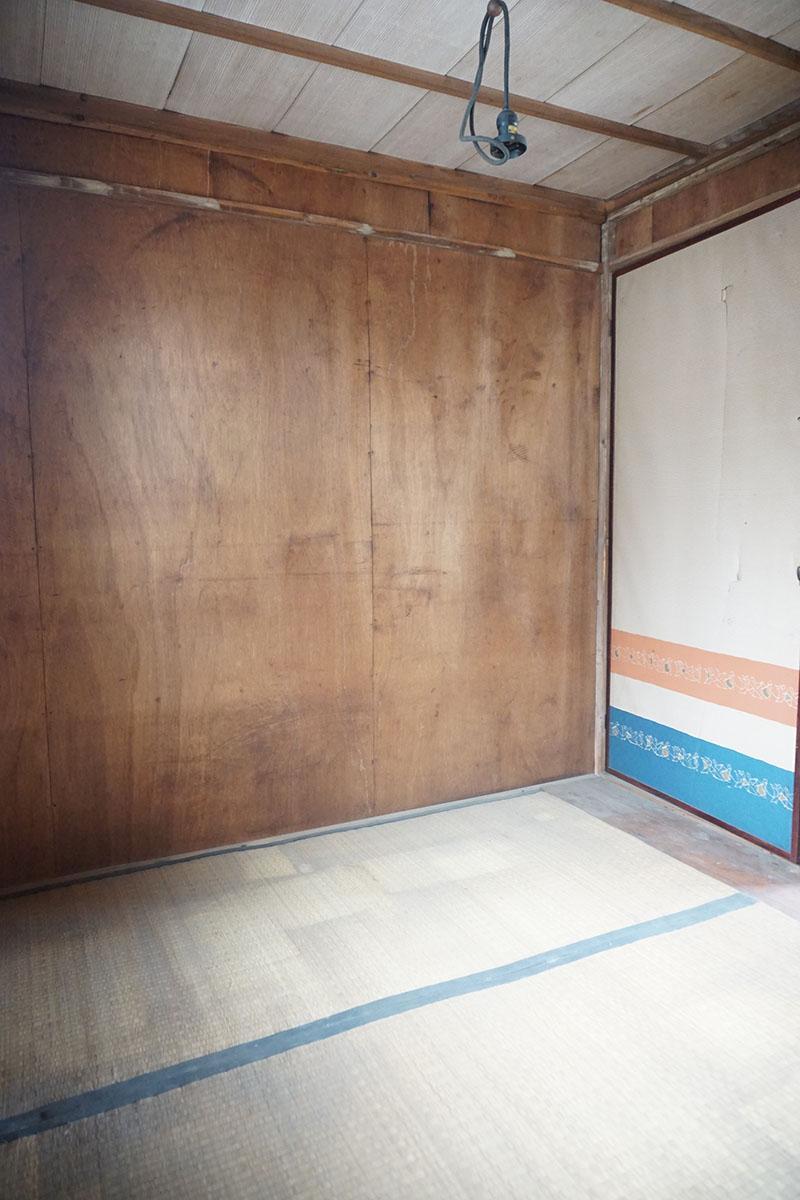 2階2畳の和室