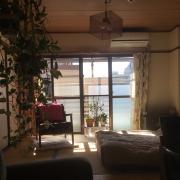 Lounge畳の部屋築年数古めこたつ一人暮らしかなりの年期などの