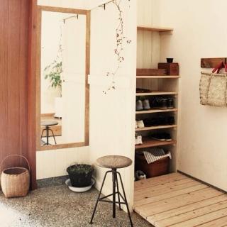 画像 : 「美しい玄関の収納術 ...
