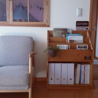 本棚のモモナチュラル