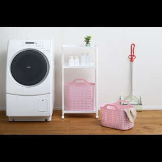 洗濯機のラック