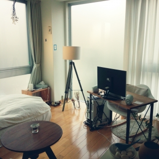 ark1teakさんのお部屋写真 #1