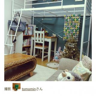 tomominさんのお部屋写真 #1