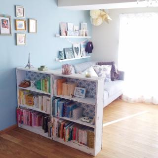 本棚のikea