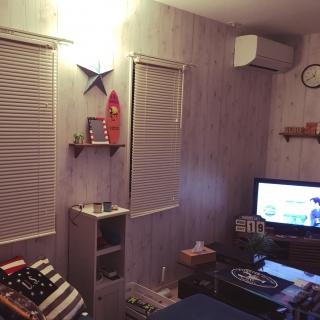 koba_surfさんのお部屋写真 #1