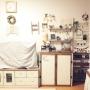 ma_saruさんのお部屋写真 #4