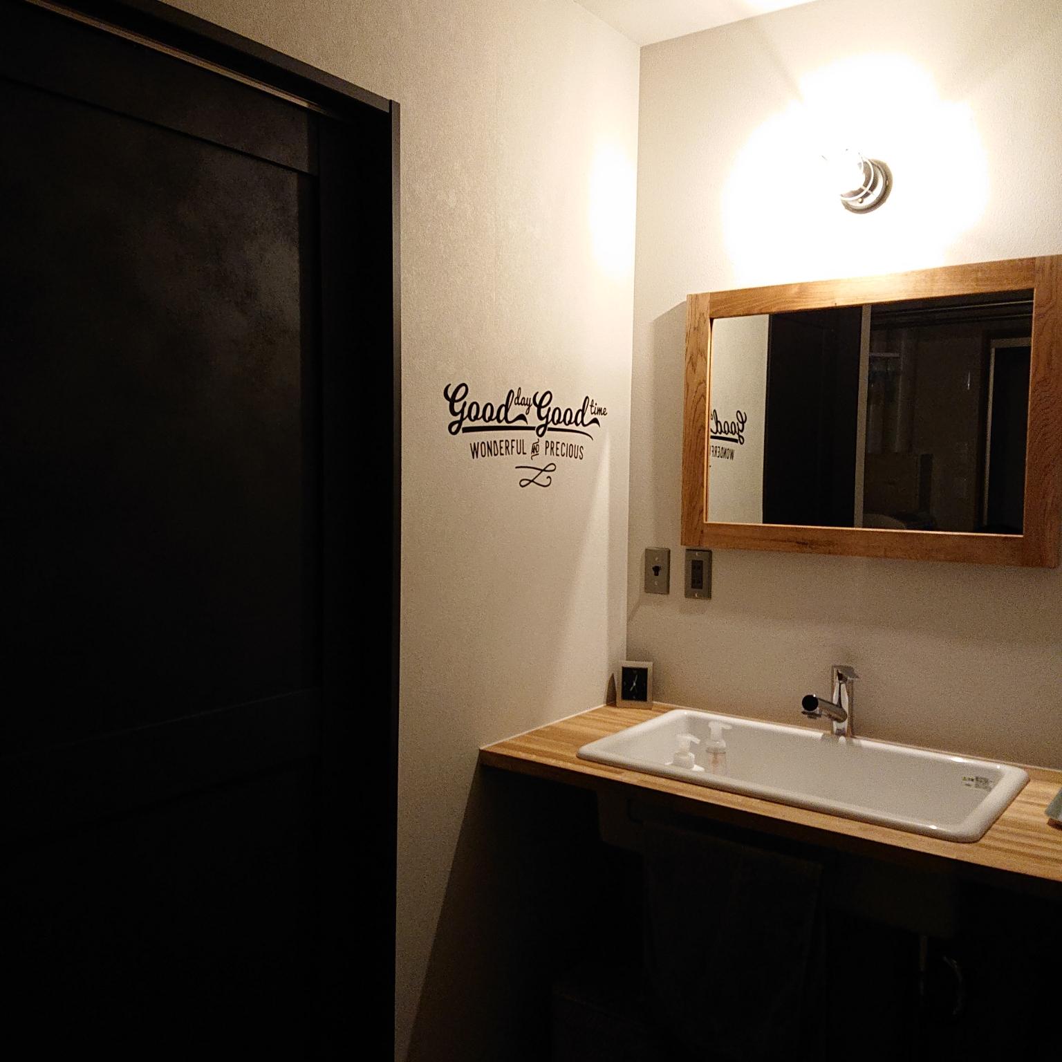 バス/トイレのインテリア実例 - 2020-08-06 19:02:05