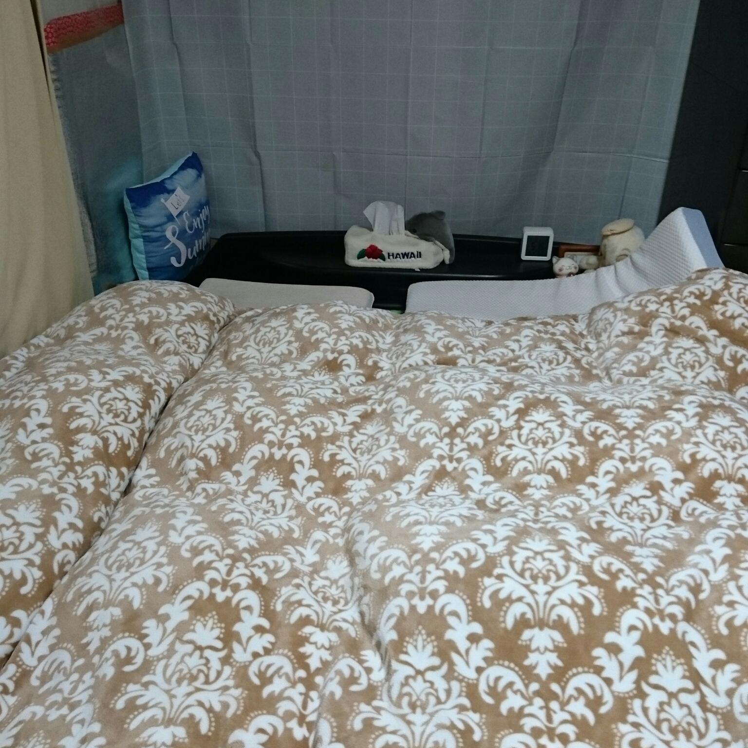 ベッド周り/日本家屋/平屋/古い家/恥ずかしいけど見て下さい...などのインテリア実例 - 2020-02-19 17:23:31
