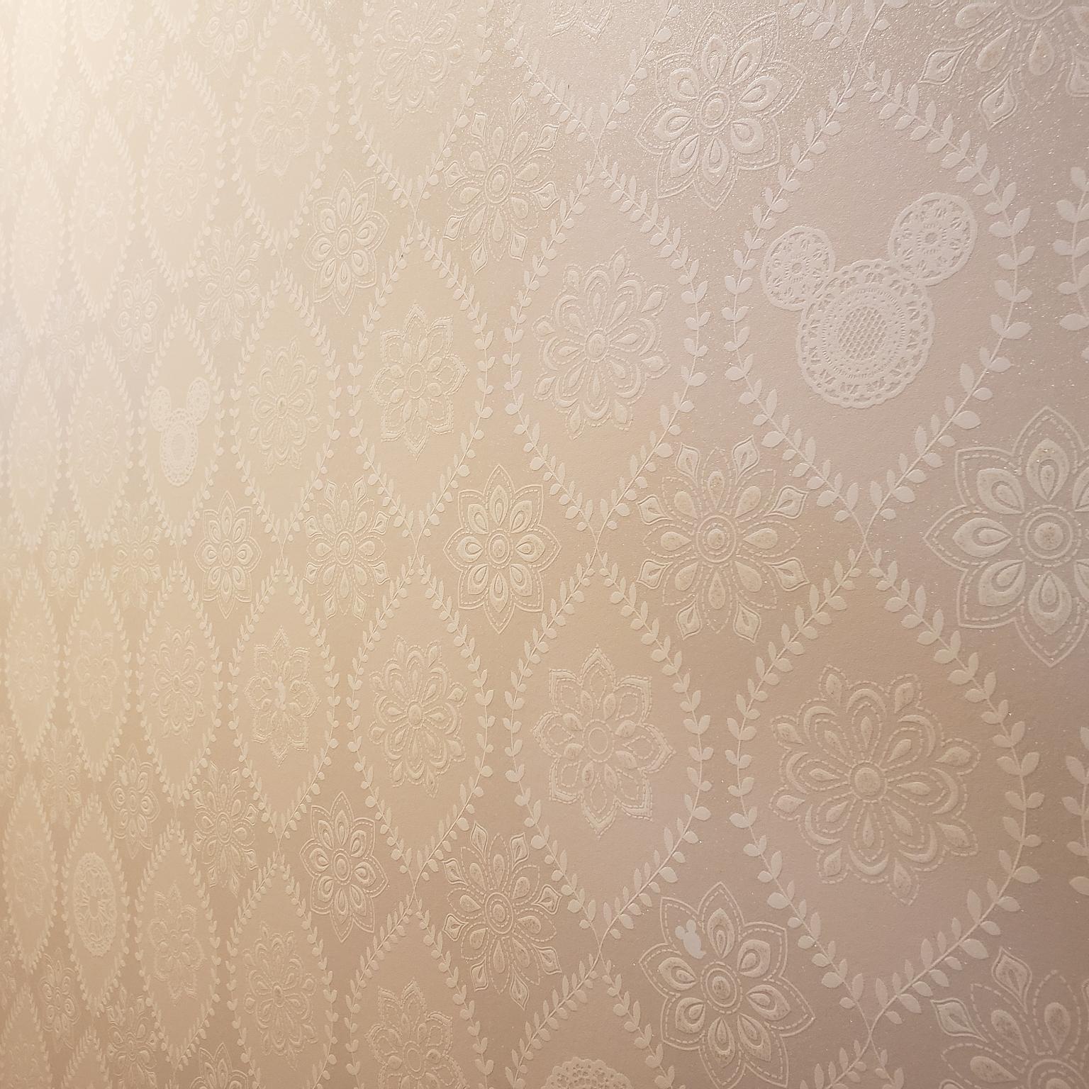 バス トイレ クロス ディズニー壁紙のインテリア実例 2020 03 24 17