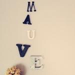 mauveさんのお部屋