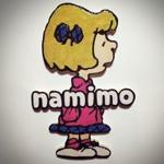 namimoさんのお部屋