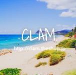 CLAM.さんのお部屋