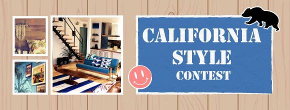 RoomClipのイベント カリフォルニアスタイル