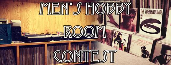 RoomClipのイベント 男の趣味部屋