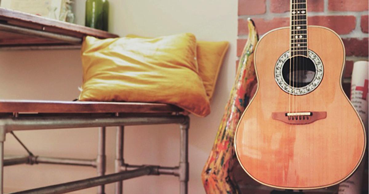 愛用の楽器