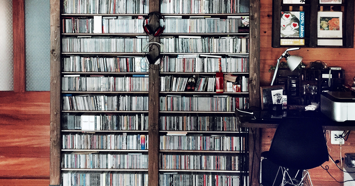 レコード・CD収納