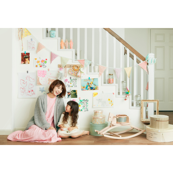 親子でうれしい♡絵も壁紙も傷つけないウォールデコレーションアイテムのモニター、大募集!