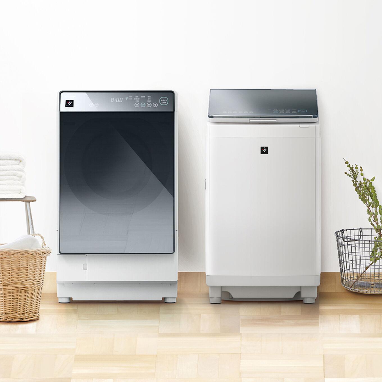 ドラム式・タテ型どっち?最新の洗濯乾燥機で暮らしが変わった!ユーザーさんに、魅力を教えてもらいました♪