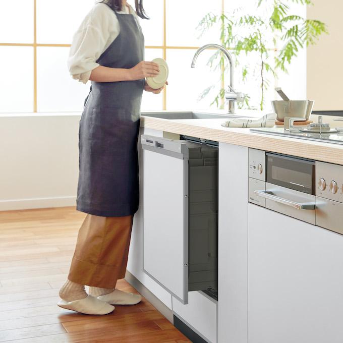 大容量で使い勝手◎食器の入れやすさにこだわった「食洗機」のモニター大募集♪