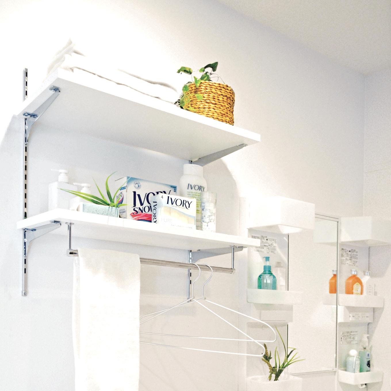 空間を有効活用♪お家の壁に設置できる収納棚のモニター大募集!