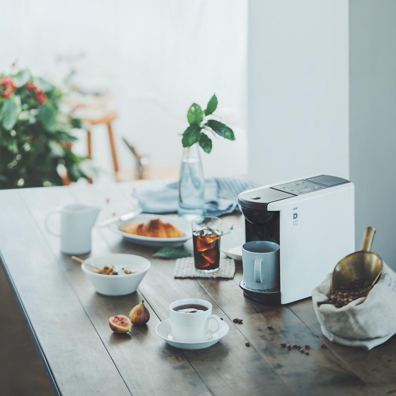 カプセル式コーヒー『UCCドリップポッド』の新型マシンを使ってみたい方、大募集!
