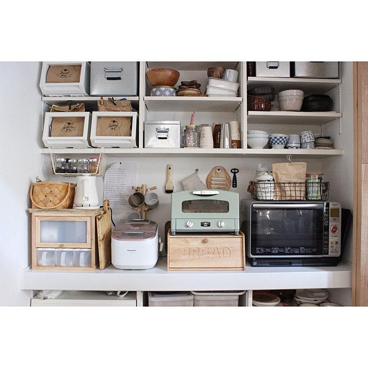 永久保存版!ニトリのキッチン収納アイテムで、すぐ真似できるお悩み別解決法☆ 【PR】