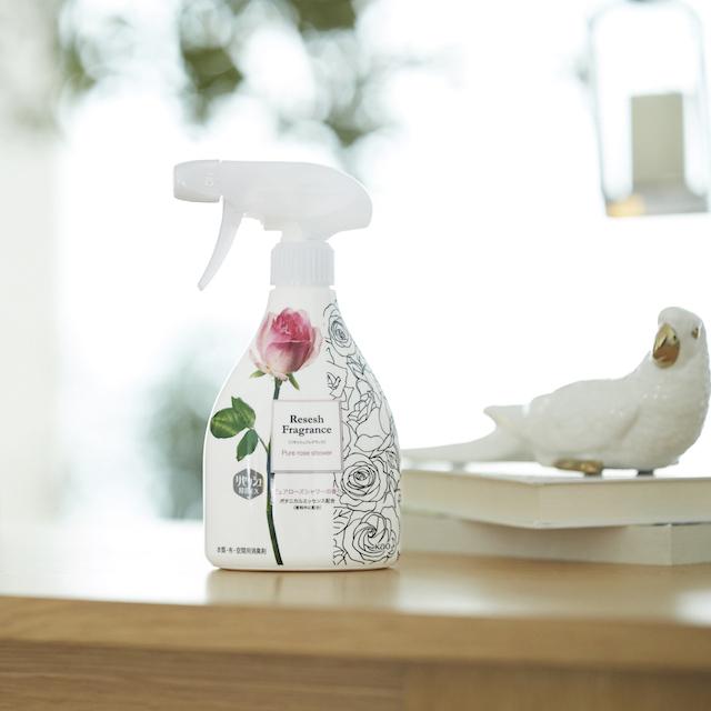 ボタニカル香りシャワーでお部屋時間をもっと素敵に♡新「リセッシュ フレグランス」モニター大募集!